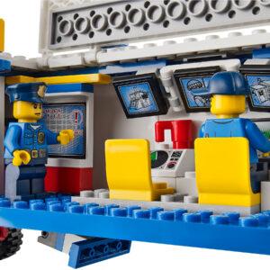 LEGO City Polizei-Überwachungs-Truck 60044 | 5