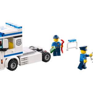 LEGO City Polizei-Überwachungs-Truck 60044 | 6