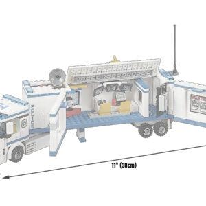 LEGO City Polizei-Überwachungs-Truck 60044 | 7