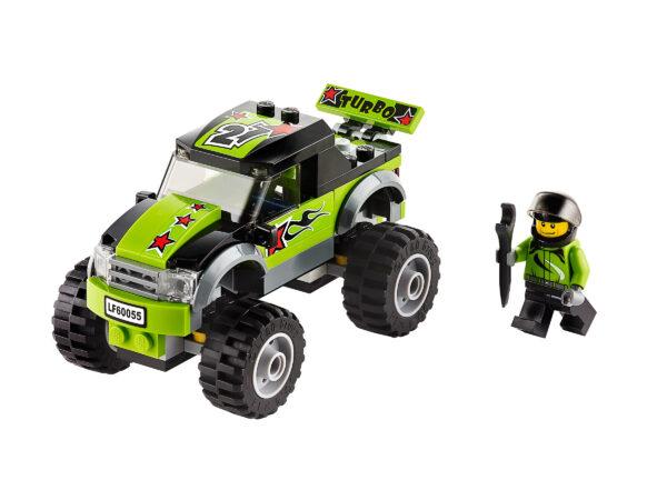 LEGO City Monster Truck 60055 | 3