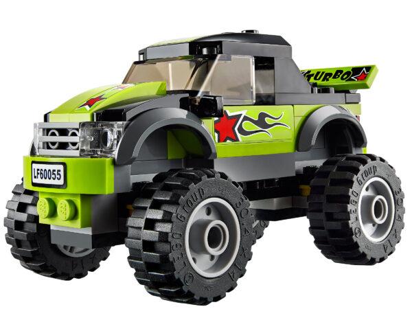 LEGO City Monster Truck 60055 | 4