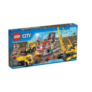 LEGO City Abriss-Baustelle 60076 | günstig kaufen