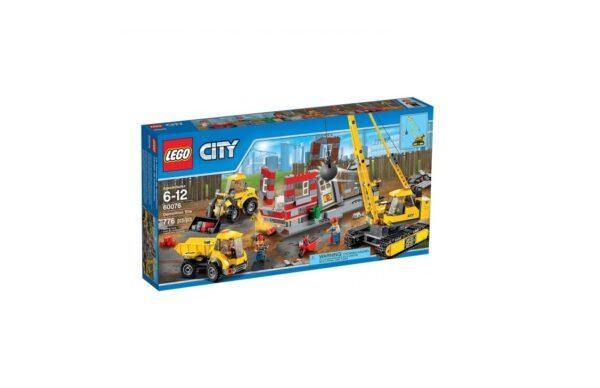 LEGO City Abriss-Baustelle 60076   günstig kaufen