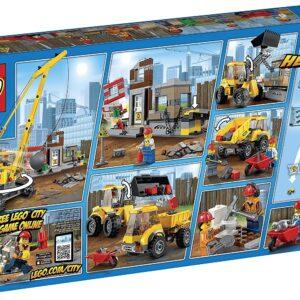 LEGO City Abriss-Baustelle 60076   2