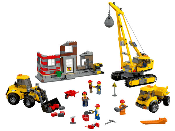LEGO City Abriss-Baustelle 60076   3