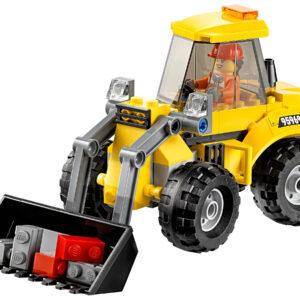 LEGO City Abriss-Baustelle 60076   5