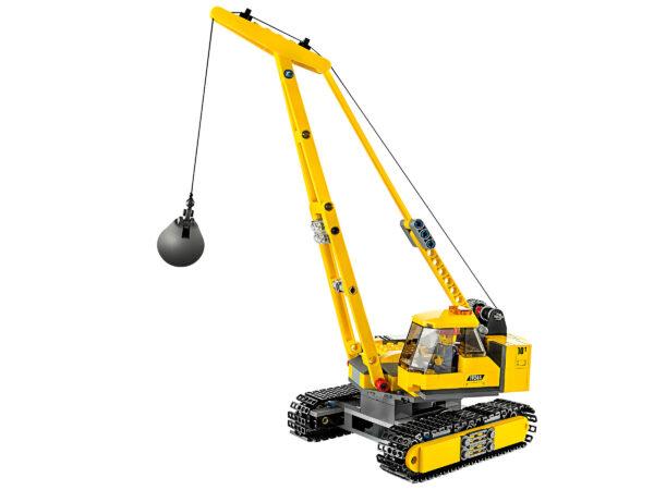 LEGO City Abriss-Baustelle 60076   7