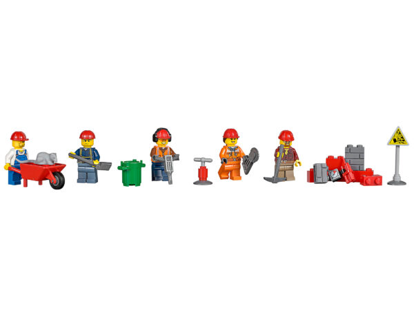 LEGO City Abriss-Baustelle 60076   8