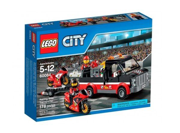 LEGO City Rennmotorrad-Transporter 60084 | günstig kaufen