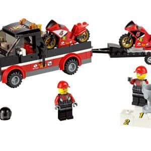 LEGO City Rennmotorrad-Transporter 60084 | 2