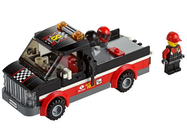 LEGO City Rennmotorrad-Transporter 60084 | 3