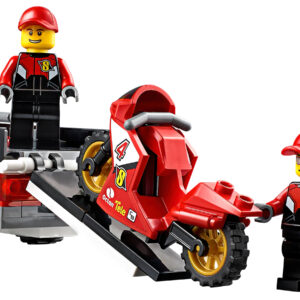 LEGO City Rennmotorrad-Transporter 60084 | 5