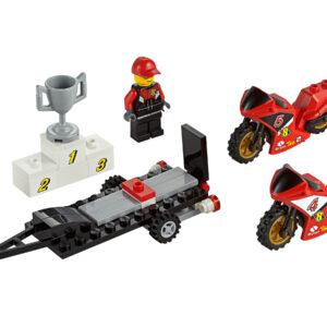 LEGO City Rennmotorrad-Transporter 60084 | 7