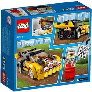 LEGO City Rallyeauto 60113 | 2