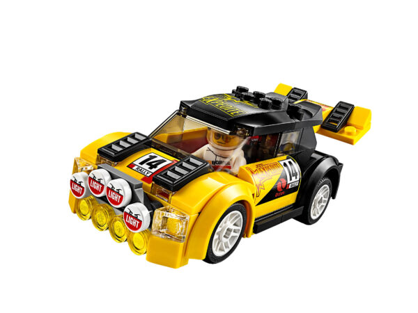 LEGO City Rallyeauto 60113 | 4