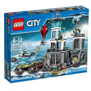 LEGO Town Polizeiquartier auf der Gefängnisinsel 60130 | günstig kaufen