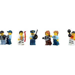 LEGO Town Polizeiquartier auf der Gefängnisinsel 60130 | 11