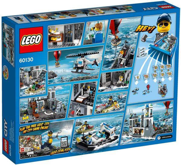 LEGO Town Polizeiquartier auf der Gefängnisinsel 60130 | 2