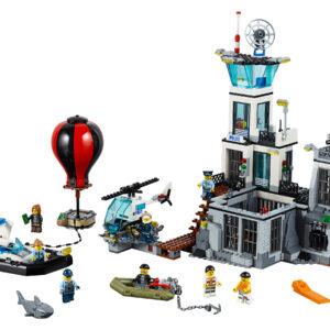 LEGO Town Polizeiquartier auf der Gefängnisinsel 60130 | 3