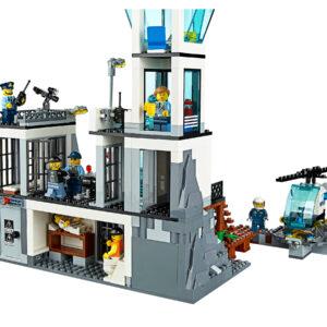 LEGO Town Polizeiquartier auf der Gefängnisinsel 60130 | 4