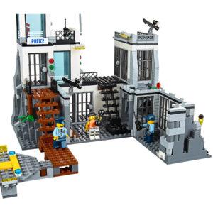 LEGO Town Polizeiquartier auf der Gefängnisinsel 60130 | 5