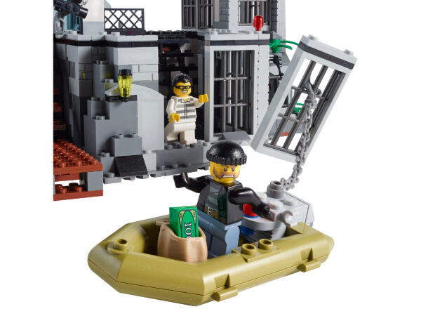 LEGO Town Polizeiquartier auf der Gefängnisinsel 60130 | 7