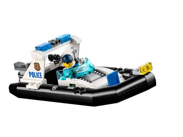 LEGO Town Polizeiquartier auf der Gefängnisinsel 60130 | 8