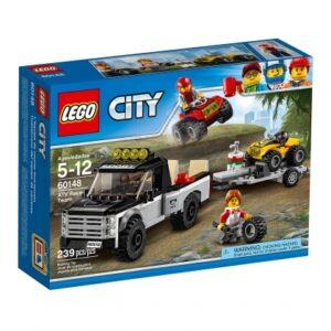 LEGO City Quad-Rennteam 60148 | günstig kaufen