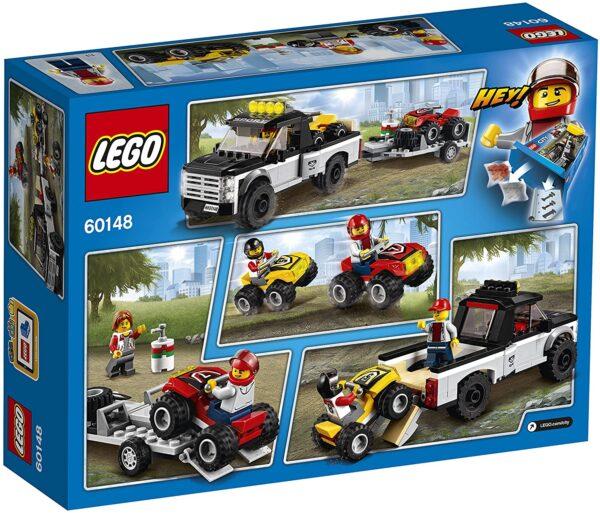 LEGO City Quad-Rennteam 60148 | 2