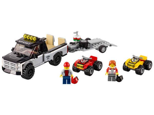 LEGO City Quad-Rennteam 60148 | 3