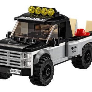 LEGO City Quad-Rennteam 60148 | 4