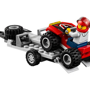 LEGO City Quad-Rennteam 60148 | 5