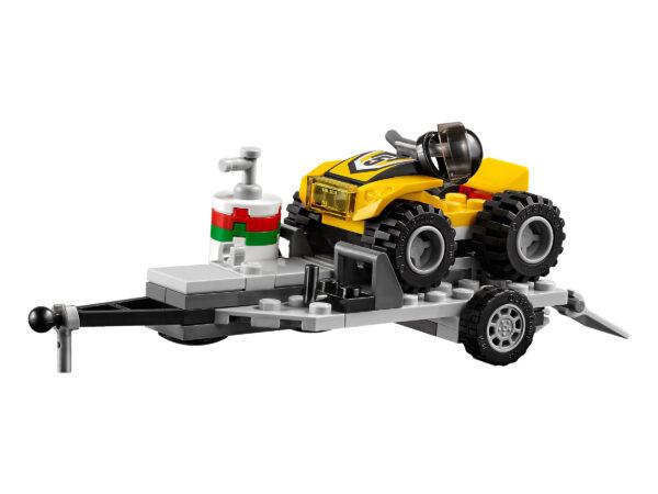 LEGO City Quad-Rennteam 60148 | 6