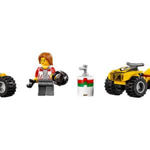 LEGO City Quad-Rennteam 60148 | 7