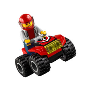 LEGO City Quad-Rennteam 60148 | 8