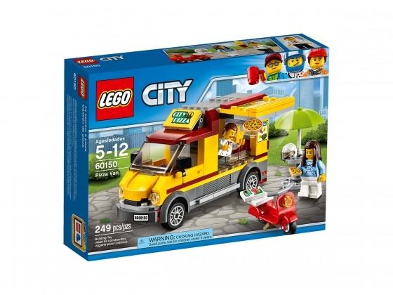 LEGO City Pizzawagen 60150 | günstig kaufen
