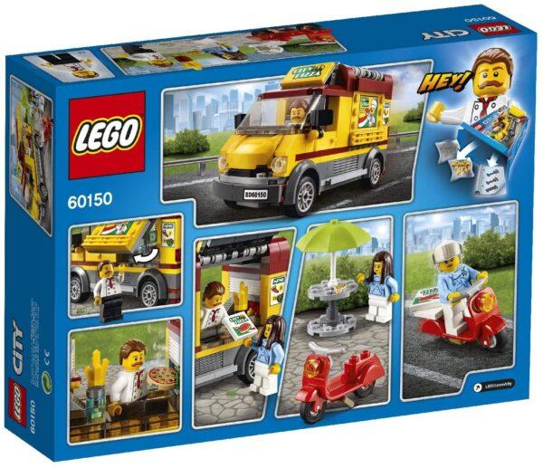 LEGO City Pizzawagen 60150 | 2