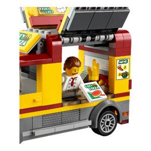 LEGO City Pizzawagen 60150 | 5