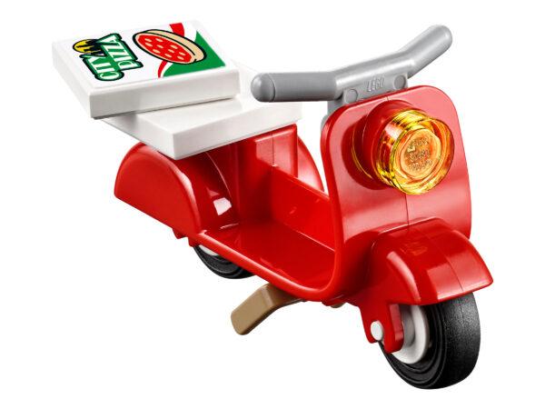 LEGO City Pizzawagen 60150 | 7