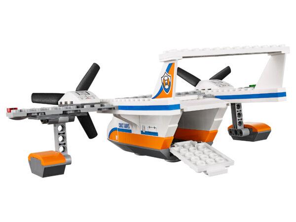 LEGO City Rettungsflugzeug 60164 |