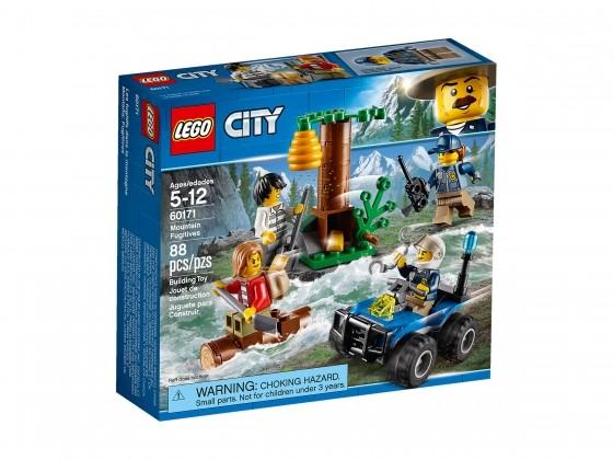 LEGO City Verfolgung durch die Berge 60171 | günstig kaufen