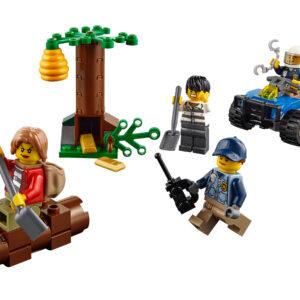 LEGO City Verfolgung durch die Berge 60171 | 2