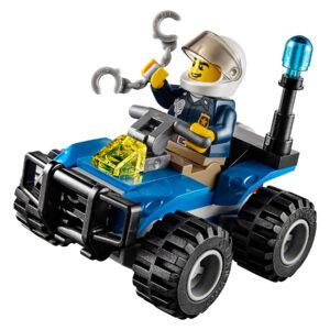 LEGO City Verfolgung durch die Berge 60171 | 3