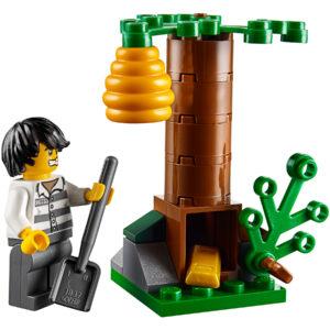 LEGO City Verfolgung durch die Berge 60171 | 4