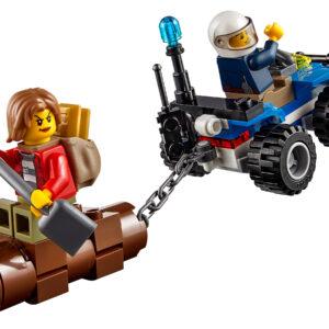 LEGO City Verfolgung durch die Berge 60171 | 5