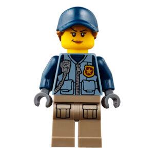LEGO City Verfolgung durch die Berge 60171 | 7