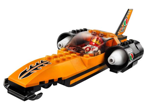 LEGO City Raketenauto 60178 | 4