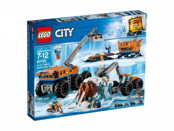 LEGO City Mobile Arktis-Forschungsstation 60195 | günstig kaufen