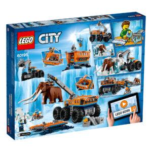 LEGO City Mobile Arktis-Forschungsstation 60195 | 2