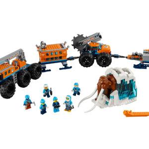 LEGO City Mobile Arktis-Forschungsstation 60195 | 3